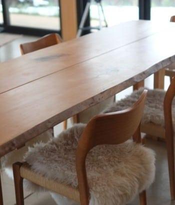Diseño de sillas de comedor