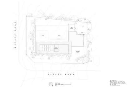 Planos de techos de casa de dos pisos