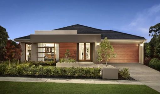 Casas construye hogar - Fotos de casas de un piso ...