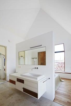 Diseño de lavabo de dormitorio