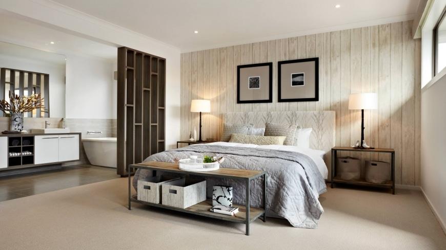 Dise o de casa de una planta con planos y fachadas - Diseno de habitaciones ...