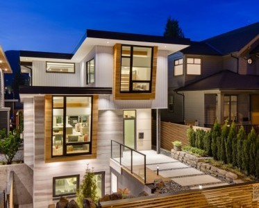Casas autosustentables construye hogar Pisos para exteriores de casas modernas