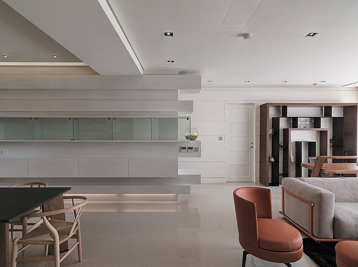 Plano y dise o de casa peque a interiores construye hogar for Ver interiores de casas modernas