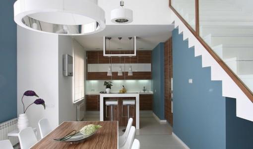 Construye hogar construcci n dise o y planos de casas for Casas con escaleras por dentro