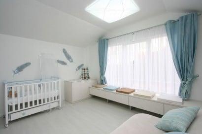 Diseño de cuarto de niños