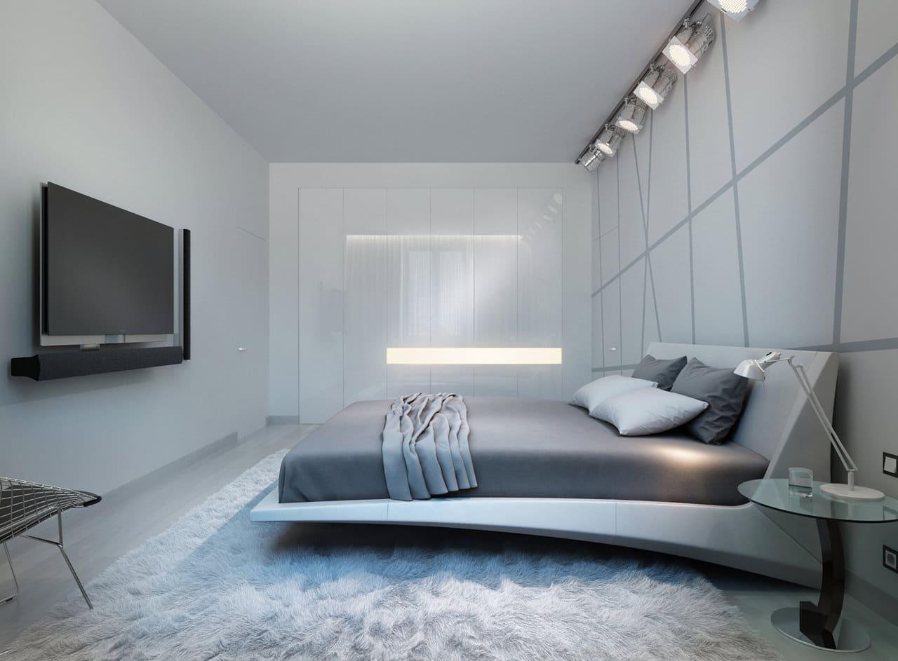 Decoraci n de interiores modernos construye hogar for Diseno de dormitorios modernos
