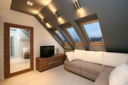 Diseño de sala estar moderno