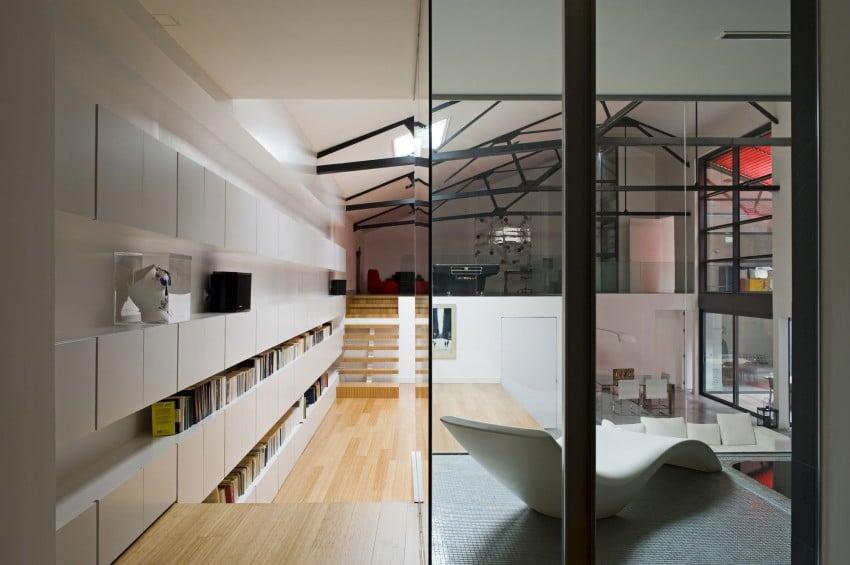 decoraci n de interiores estilo juvenil construye hogar. Black Bedroom Furniture Sets. Home Design Ideas