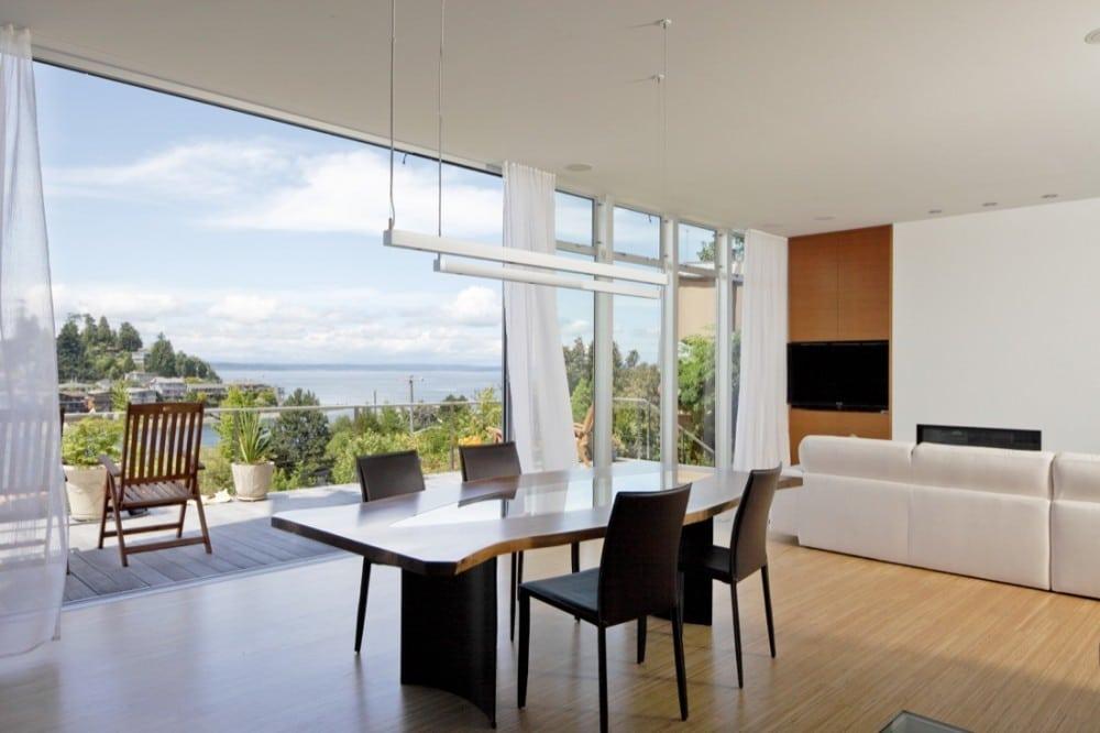 Planos De Casa Dos Pisos Moderna Fachadas Construye Hogar