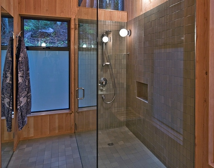 Diseno De Baño Rural:Sea Ranch Cabin