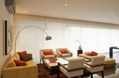 Diseño de sala estar sencillo