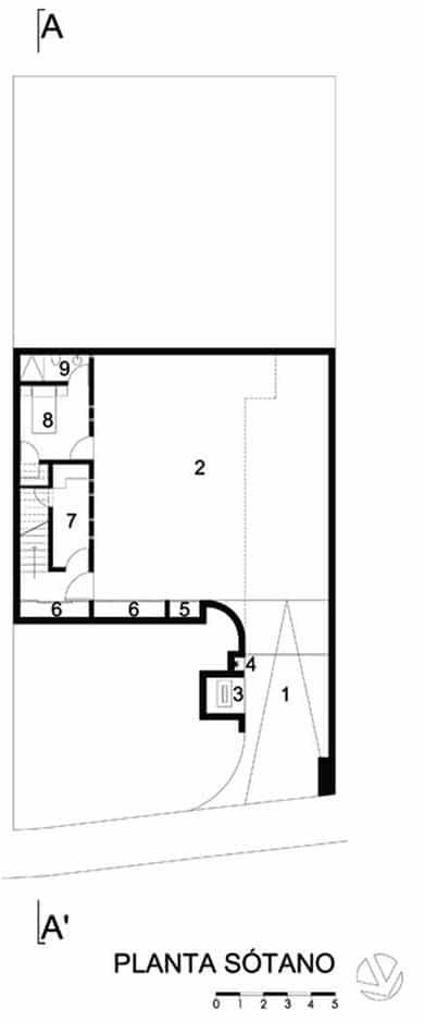 Dise o de planos de casa de dos plantas construye hogar - Plano casa dos plantas ...