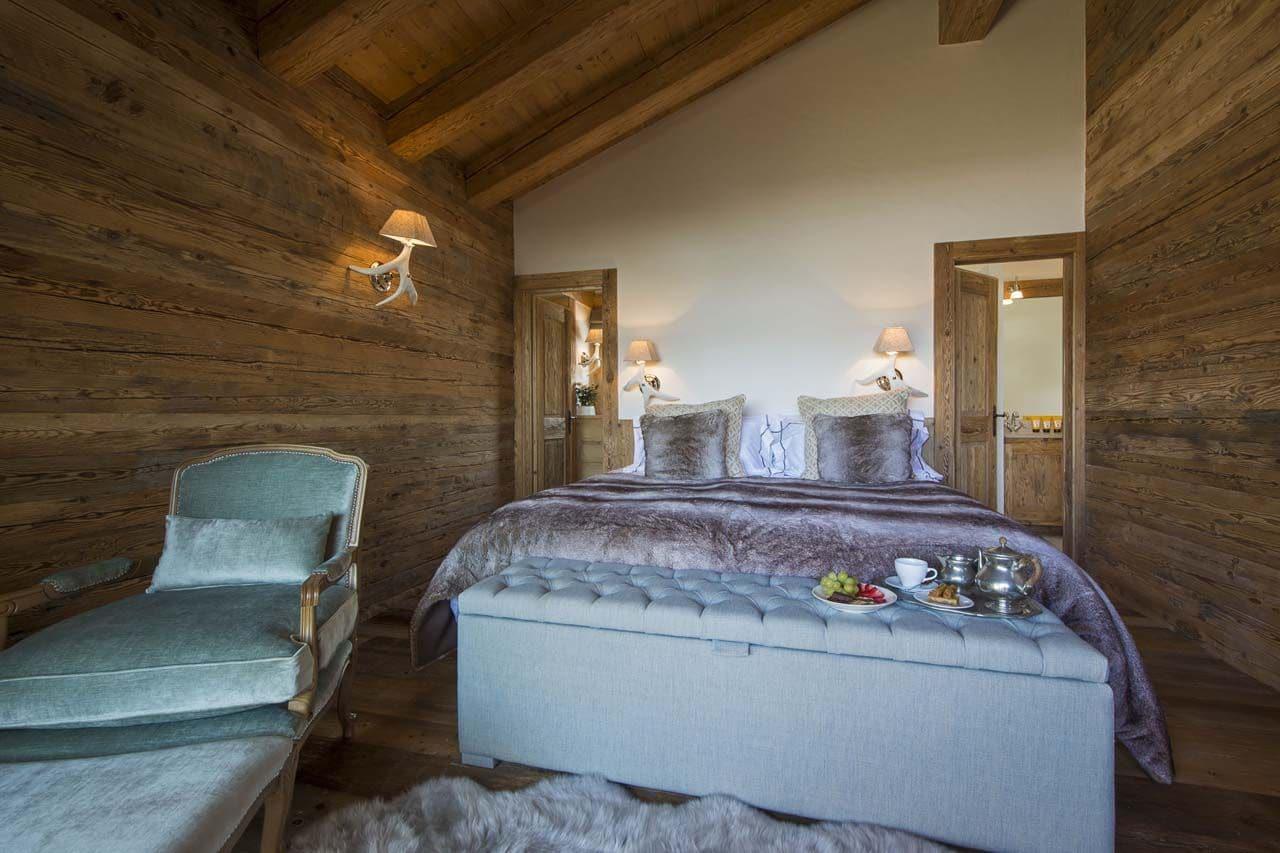 Dise o de dormitorio r stico moderno construye hogar - Dormitorio rustico moderno ...