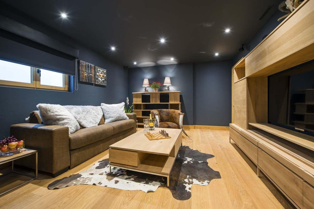 Decoraci n r stica de casa de campo madera construye hogar for Disenos de cuartos modernos