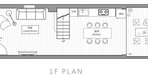 planos de casa angosta de tres ideas para construir tu casa