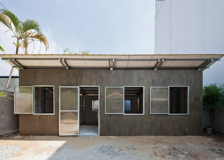 Dise o de casa econ mica antis smica construye hogar - Construir una casa economica ...