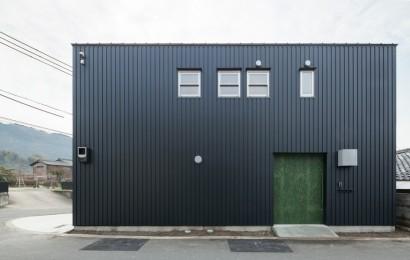 Diseño de casa muy pequeña y minimalista