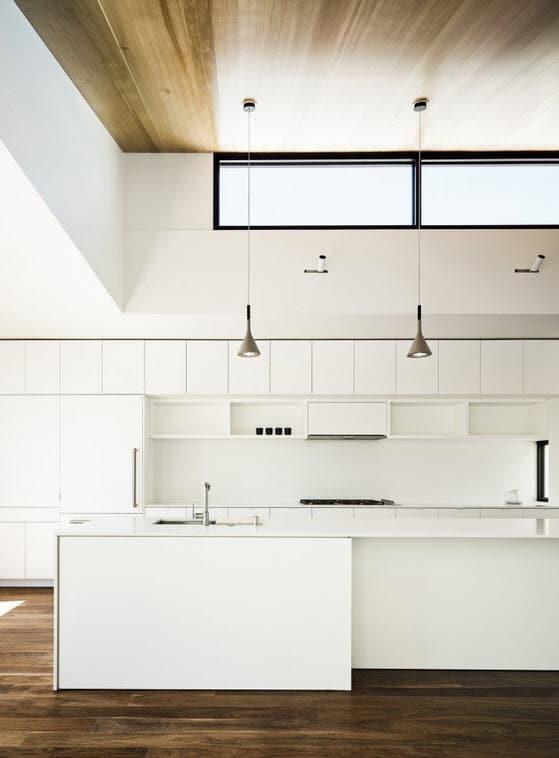 Planos de casa de tres pisos dise o moderno construye hogar - Comedores bonitos y modernos ...