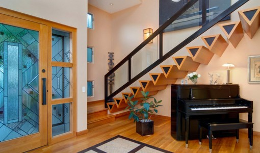 Escaleras de metal para casas my wallpaper - Modelos de escaleras de caracol para interiores ...