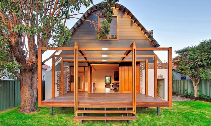 Planos de casa con cuatro dormitorios construye hogar - Fachada de casas de dos plantas ...