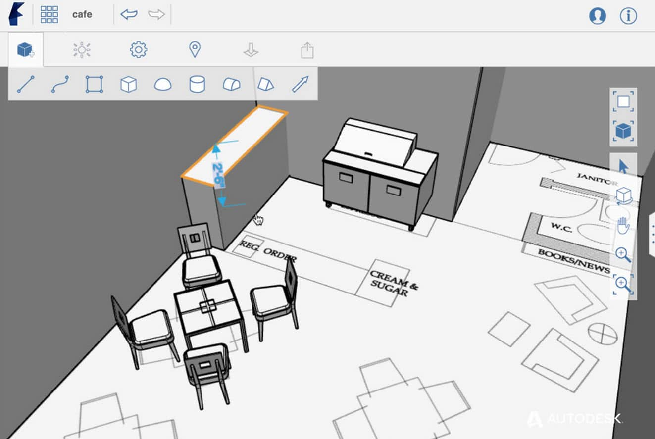 10 mejores aplicaciones para arquitectos construye hogar for Aplicacion para diseno de interiores 3d