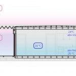 Diagrama de iluminación de casa autosuficiente 002