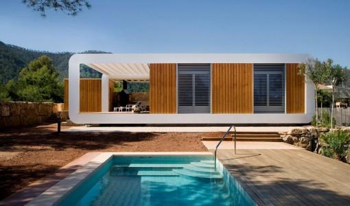 Casas ecol gicas construye hogar - Casas de madera ecologicas espana ...