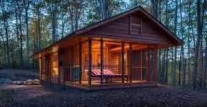 diseo de pequea casa de madera tiene hermosa fachada y planos que aportan ideas para la construccin