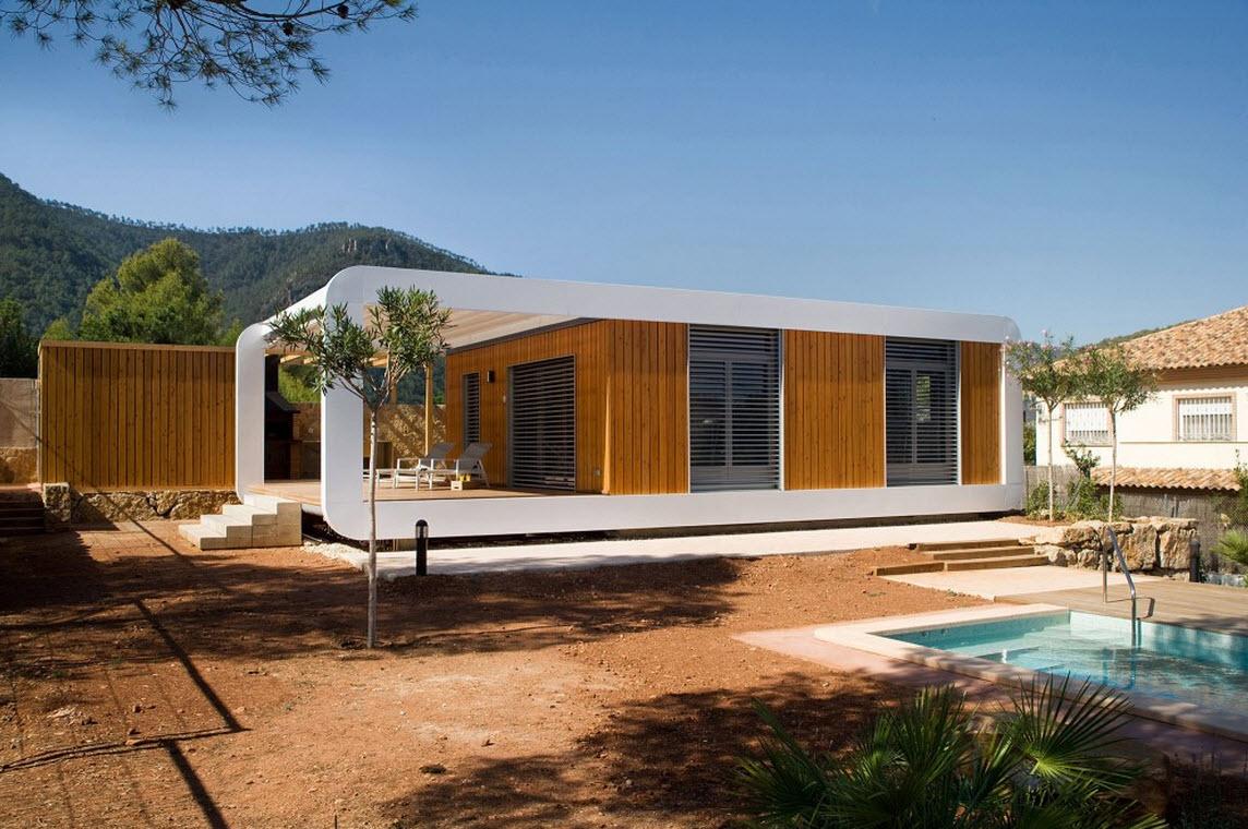 dise o de casa ecol gica y tecnol gica 3 0 construye hogar. Black Bedroom Furniture Sets. Home Design Ideas