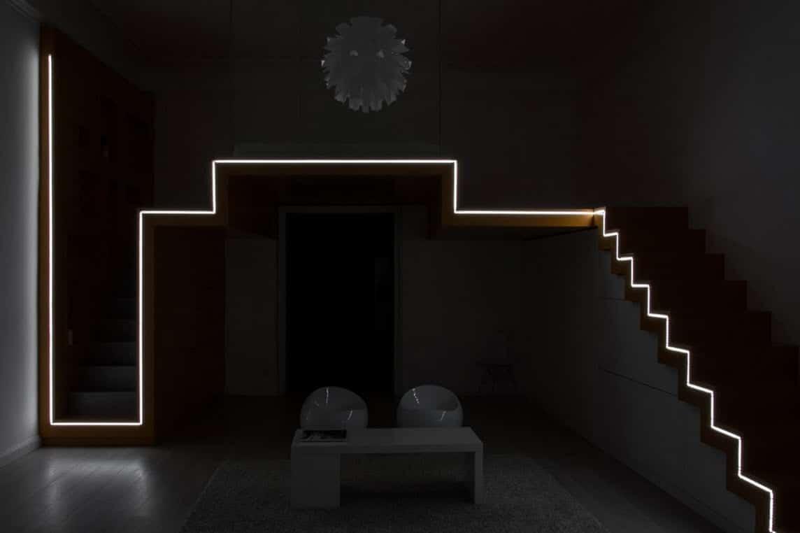 Foto de peque o departamento ilumindado construye hogar for Construye hogar