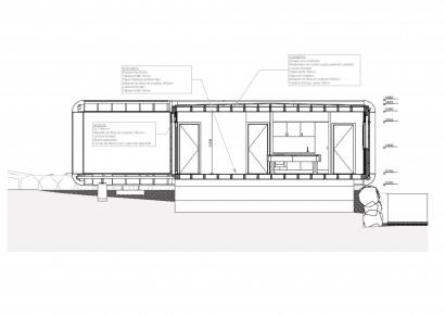 Materiales de construcción de casa ecológica
