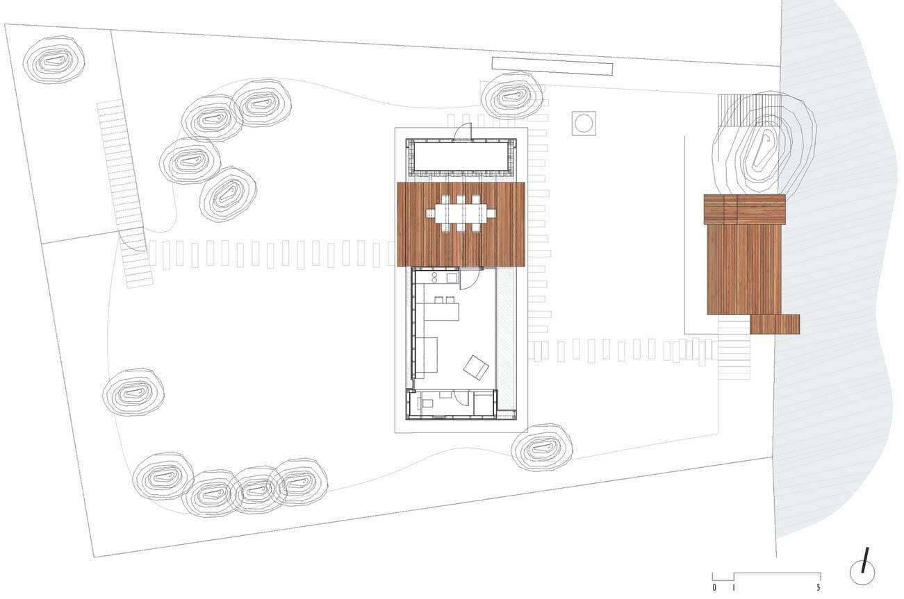Dise o de peque a caba a de madera planos construye hogar for Diseno de planos de construccion