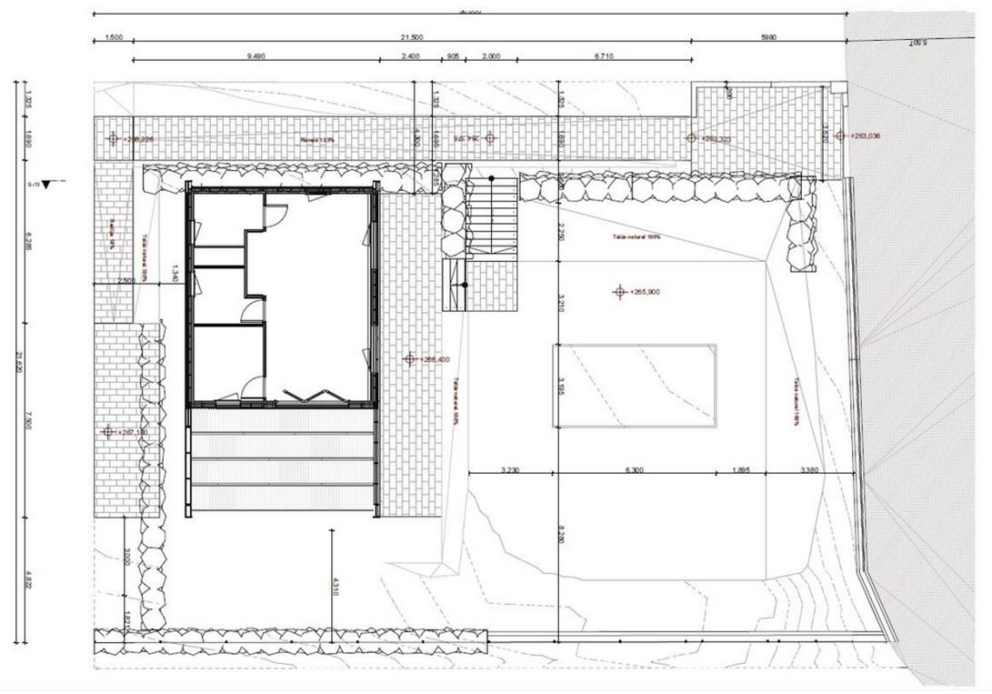 Dise o de casa ecol gica y tecnol gica 3 0 construye hogar for Planos de construccion de casas pequenas