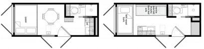Planos de casa hecha de contenedor 005