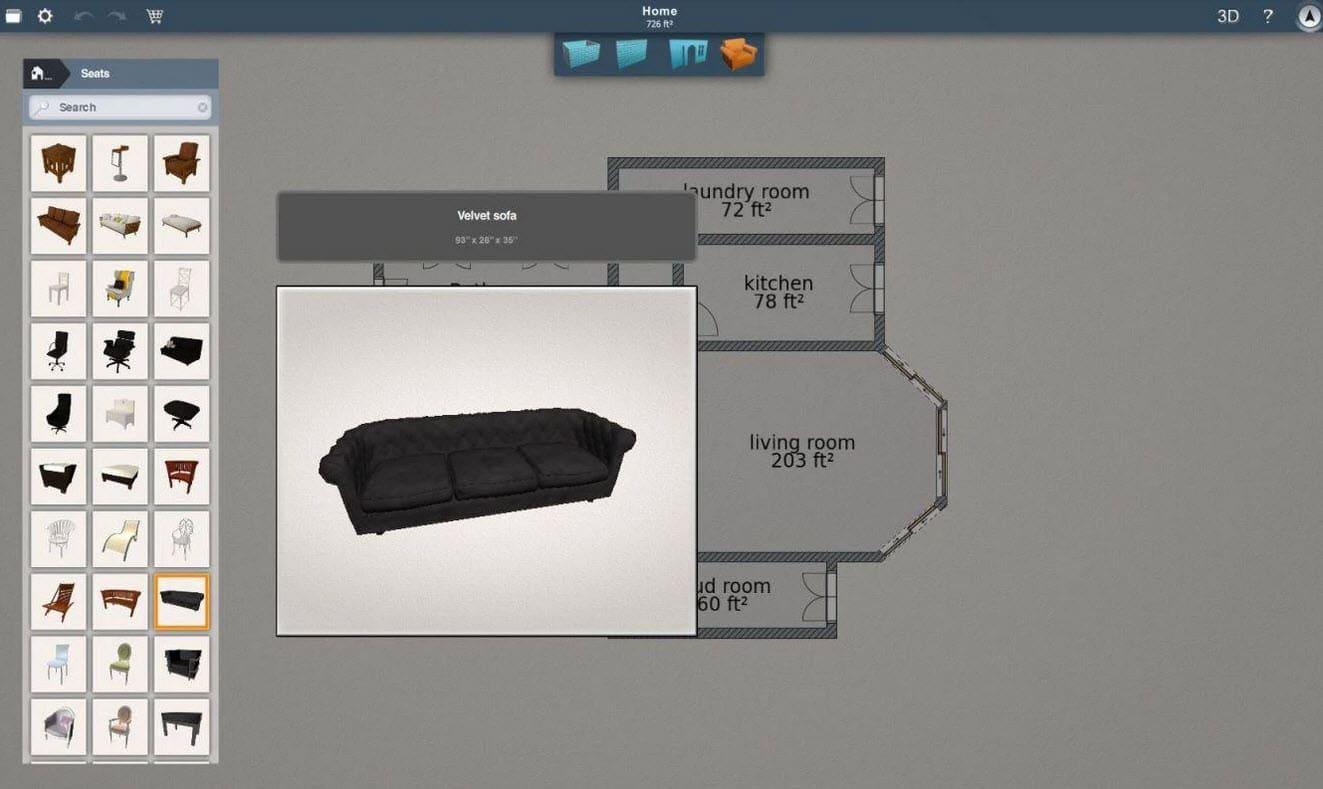 Crear planos casa dise os arquitect nicos for Hacer casas en 3d online