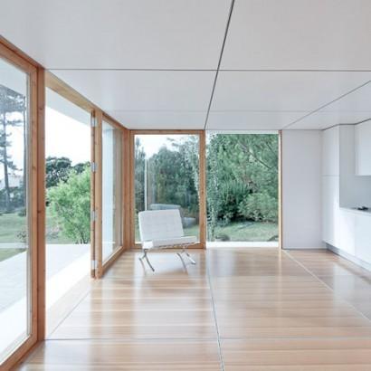 Diseño de interiores de casa pequeña