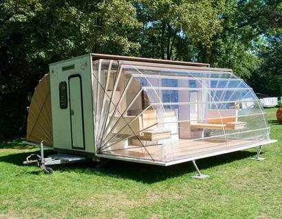 Modelos de casa rodante espacios ampliados