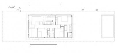 Plano del segundo piso