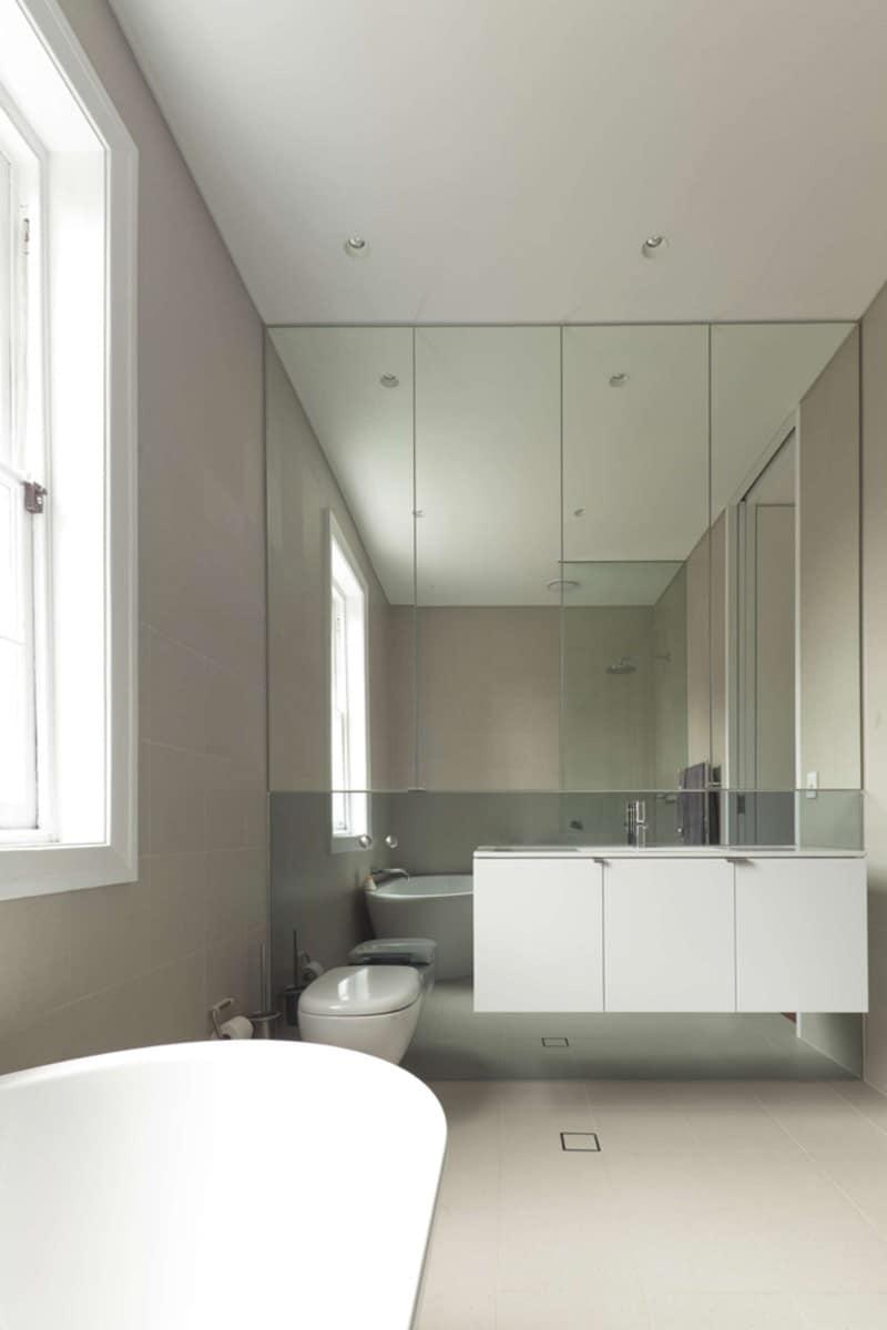 Diseno Baño Sencillo:Planos de casa de dos pisos pequeña