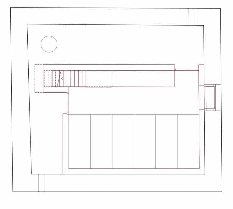 Plano de casa peque a de pidra construye hogar for Construye hogar