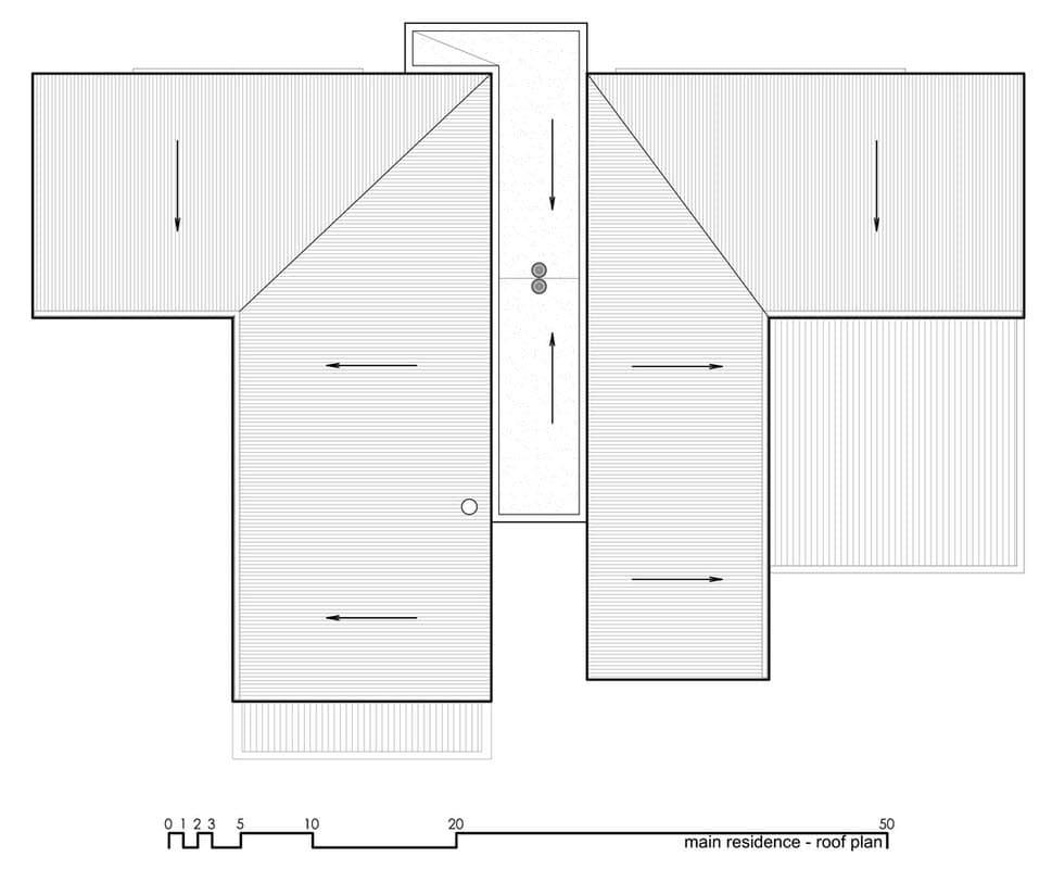 Planos de techo de casa de campo construye hogar for Techos planos para casas