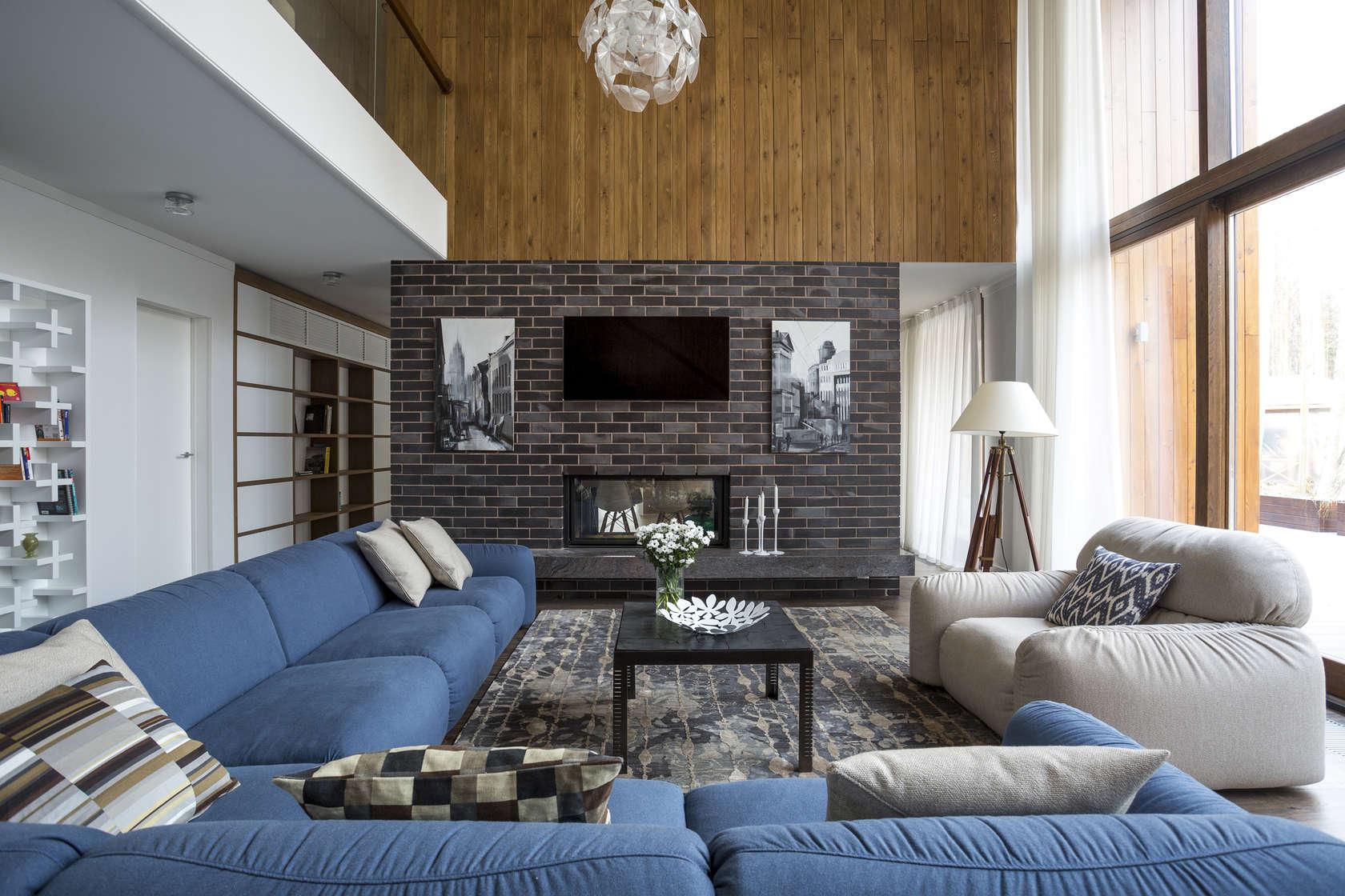 Dise o de casa de madera de dos pisos construye hogar - Interiores de pisos ...