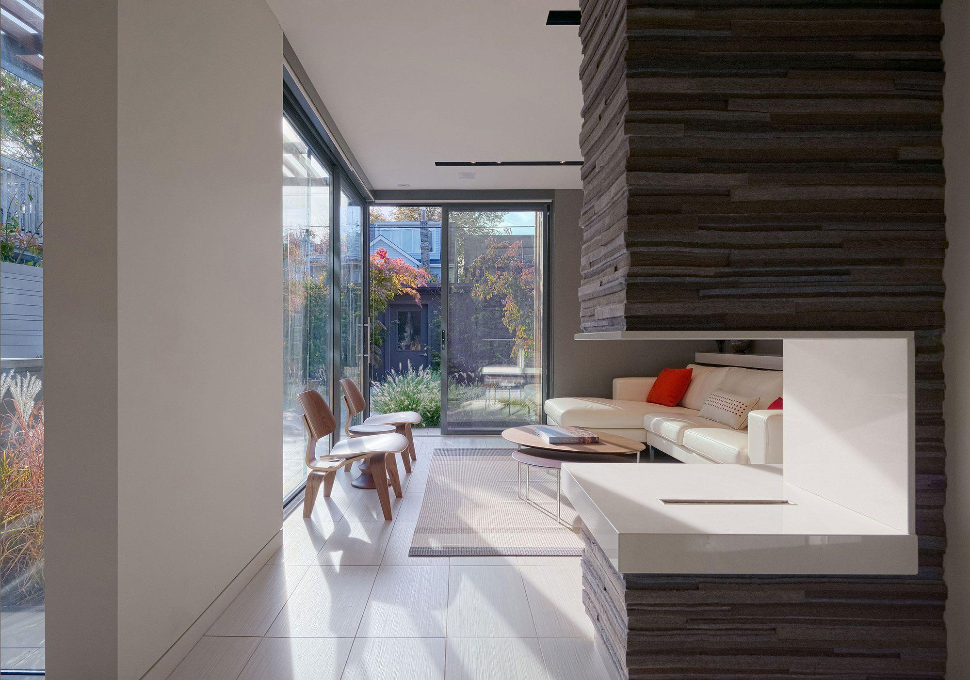 Planos de casa de dos pisos sencilla construye hogar Interiores de casas modernas 2015