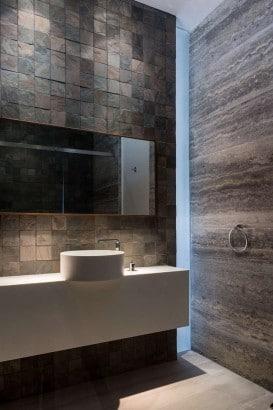 Diseño de lavabo moderno