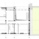 Plano de casa de campo - segundo piso