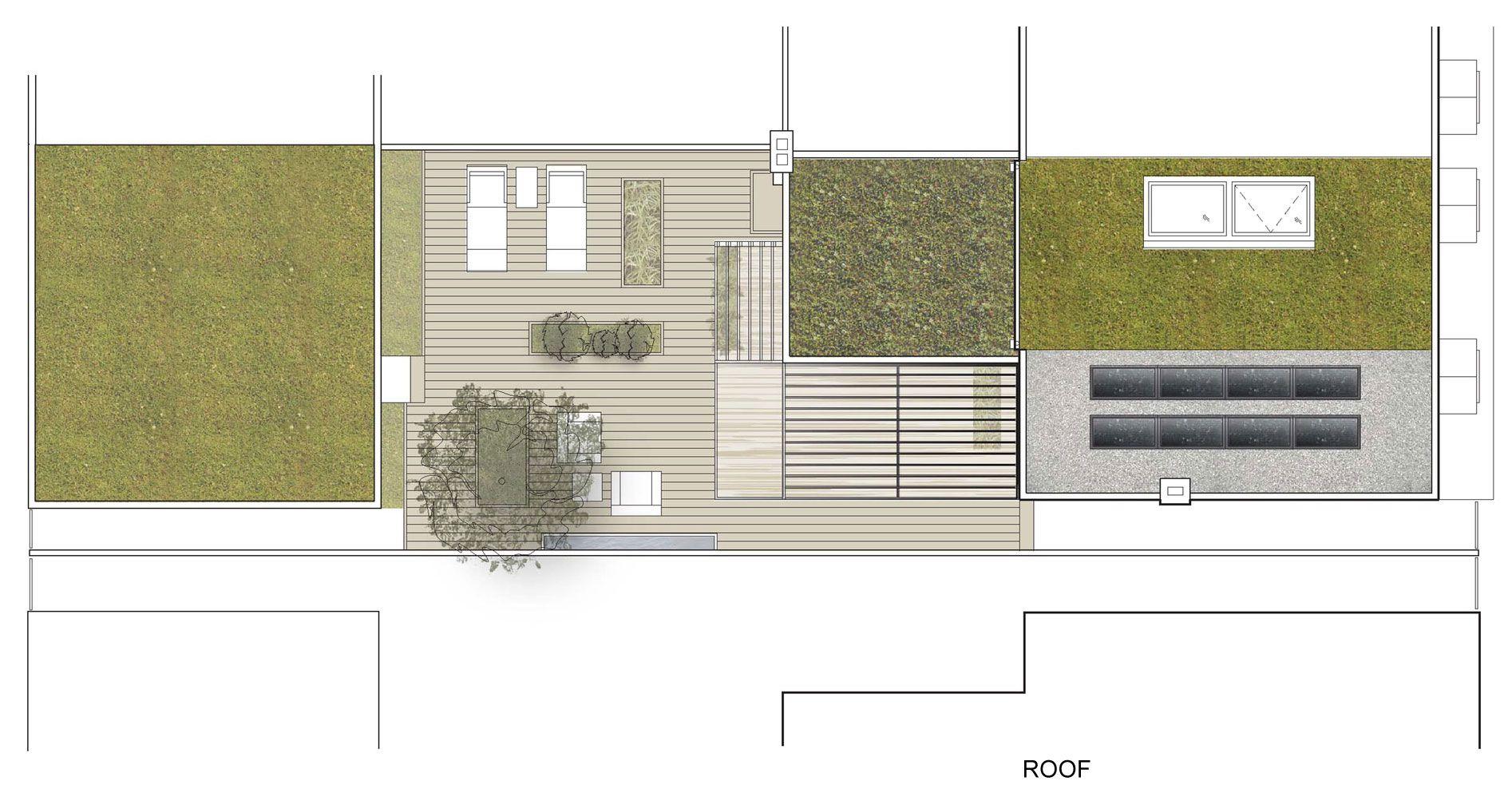 Plano de techos construye hogar for Techos planos para casas