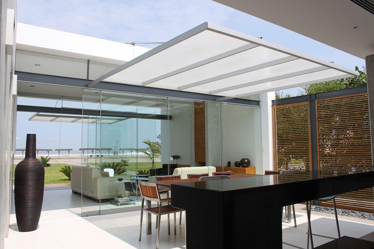 Dise o de casa de playa peque a planos construye hogar for Diseno de interiores de casas planos