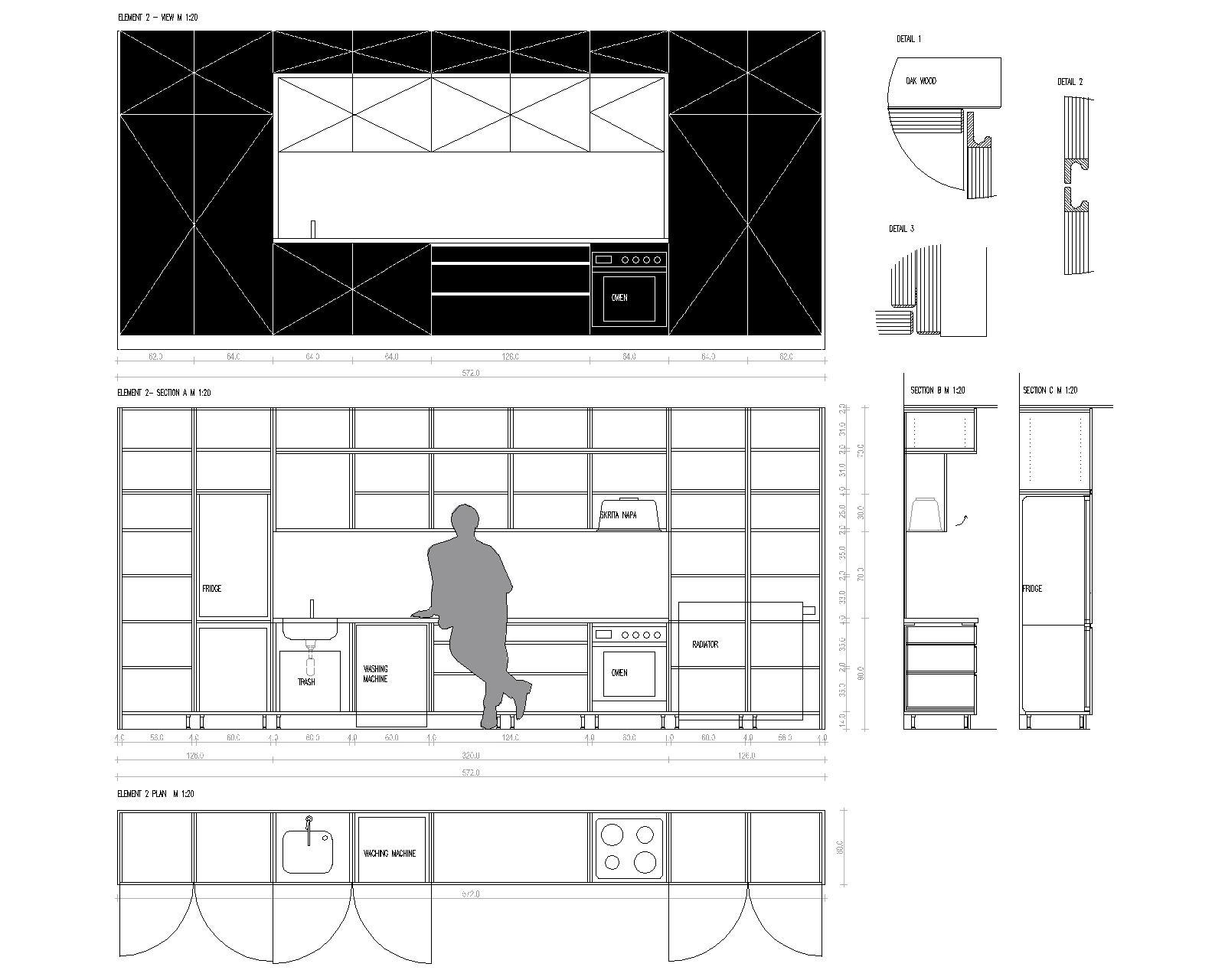 Alturas de muebles de cocina y detalles construye hogar - Altura muebles de cocina ...