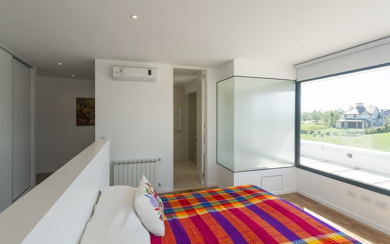 Diseno De Baño Sencillo:Planos de casa de dos pisos moderna, construcción con posibilidad de