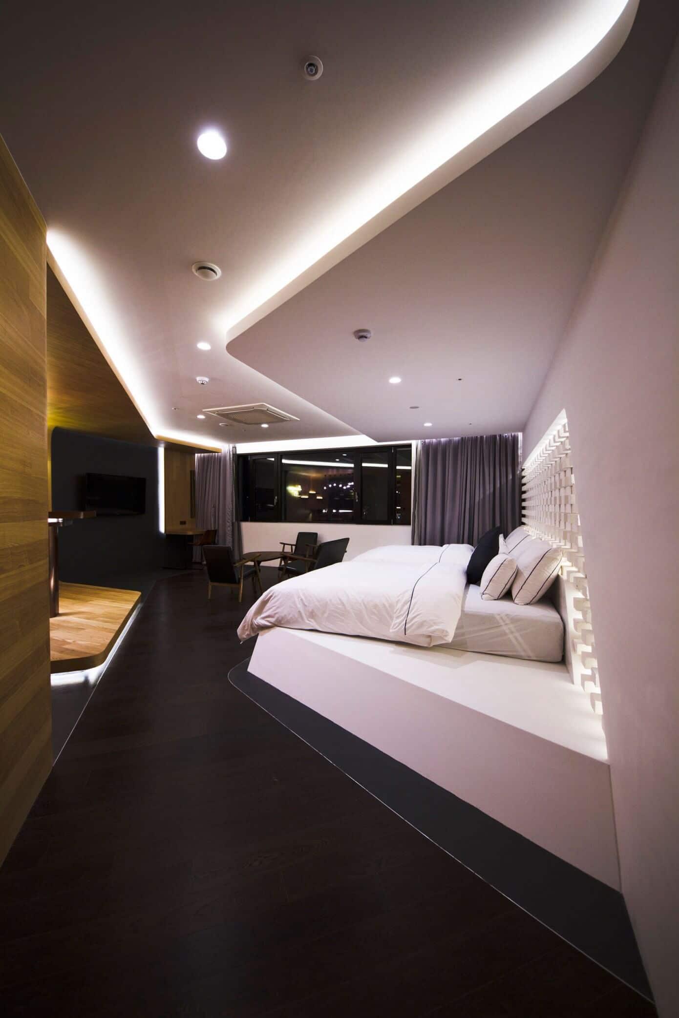 Iluminacion interior moderna